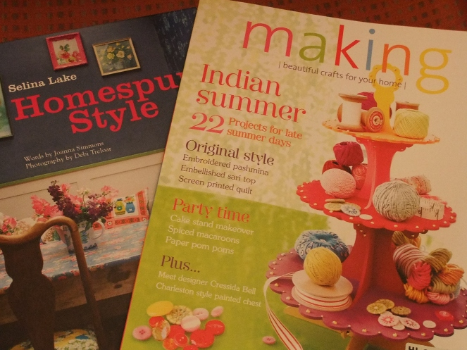 Making and Homespun Style